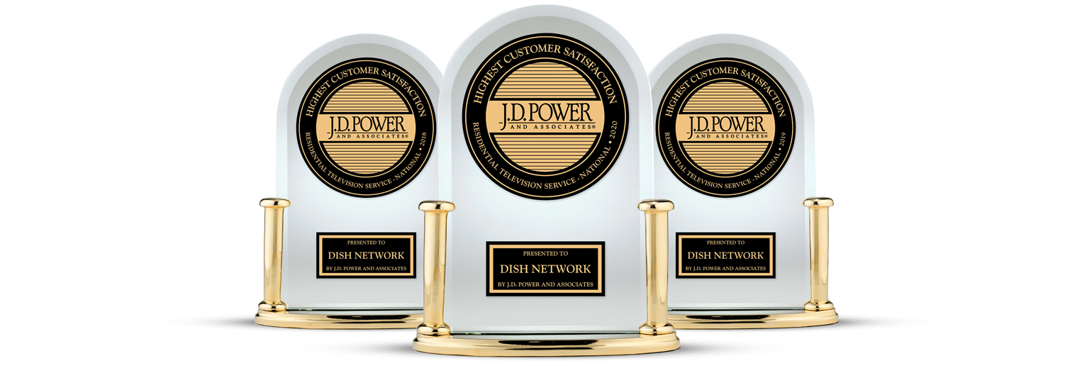 DISH Customer Satisfaction - Ranked #1 by JD Power - Satellite Source, LLC in Palestine, Texas - DISH Authorized Retailer